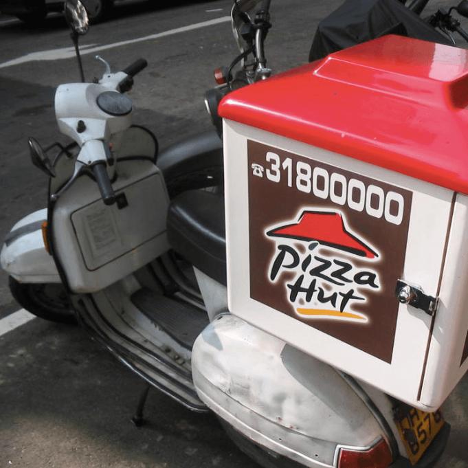 Het wordt steeds riskanter om pizza's te bezorgen