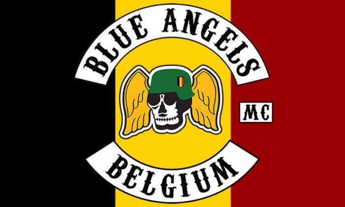 Drugs en wapens bij motorclub Blue Angels