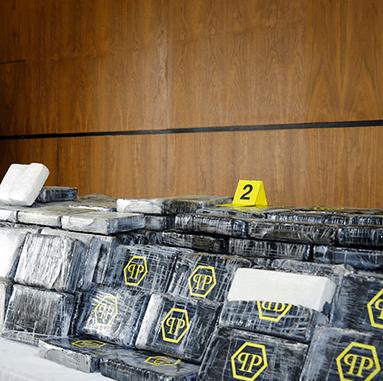 Ruim een ton cocaïne in Marokko gepakt