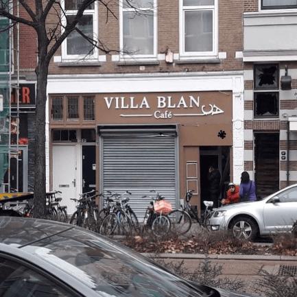 Explosie bij shishalounge in Rotterdam