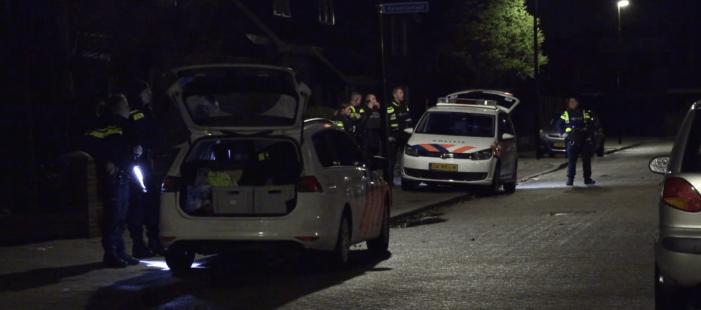 Politie schoot 15 kogels op rappers