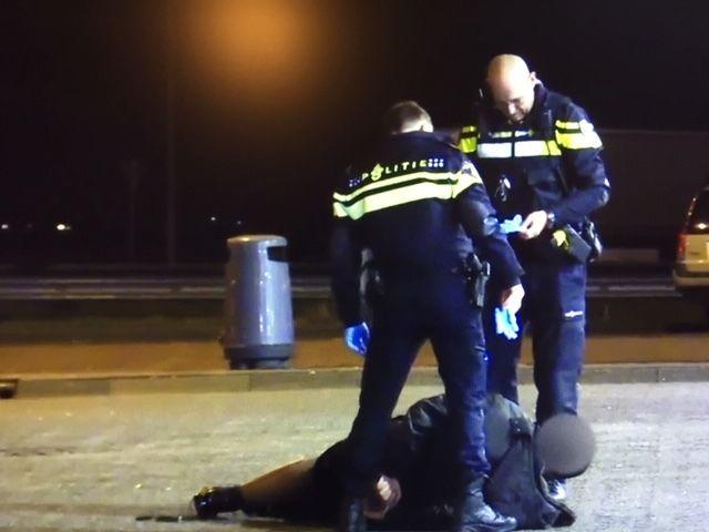 Klopjacht na woningoverval in Zaltbommel