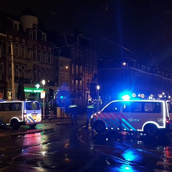 Explosie bij coffeeshop in A'dam-Oost