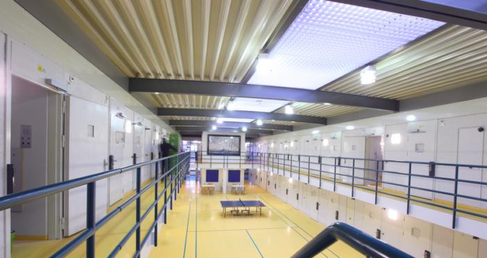 Coronavirus: veel gedetineerden mogen thuisblijven (UPDATE)
