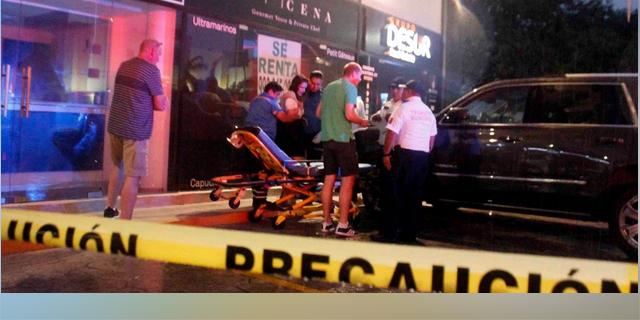 Nederlandse gewond bij schietpartij in Mexico