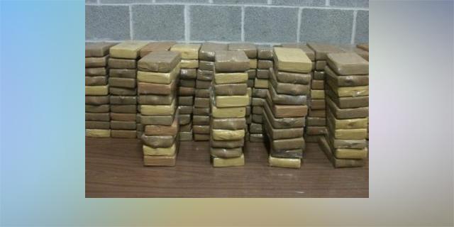 3,8 ton cocaïne: 5 maanden cel