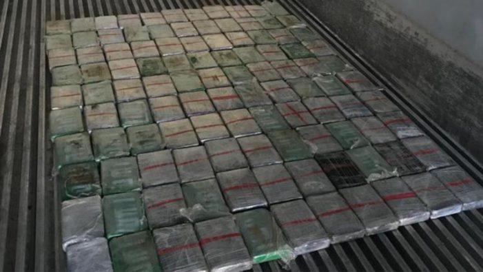 1.500 kilo coke naar Antwerpen onderschept