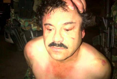 """Villa """"El Chapo"""" te winnen in loterij"""