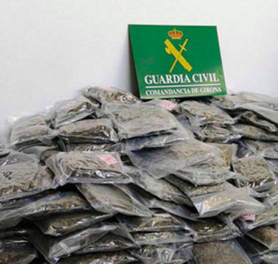 Spaans drugsnetwerk onder leiding van Nederlanders opgerold (VIDEO)