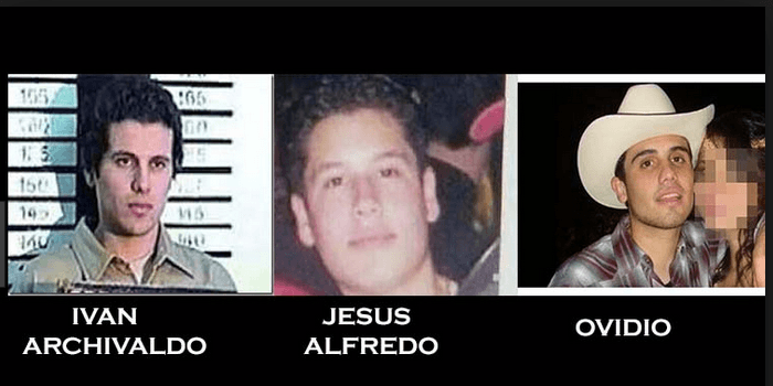 Na El Chapo komen de Chapitos