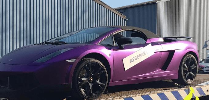 Dure auto's afgepakt op verdenking van witwassen