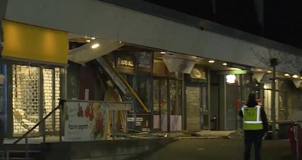 Ravage na plofkraak in Heerlen (VIDEO)