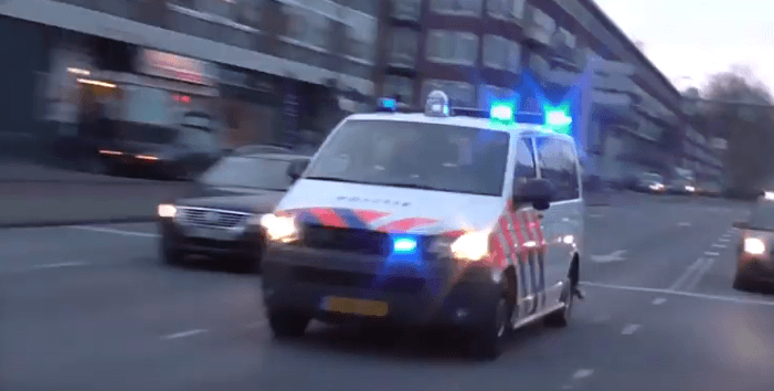 Man gewond bij schietpartij Amsterdam