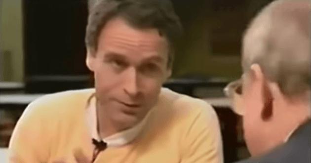 Interview met Ted Bundy, 1 dag voor zijn terechtstelling