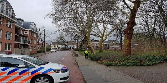 Politie in Zutphen lost waarschuwingsschot