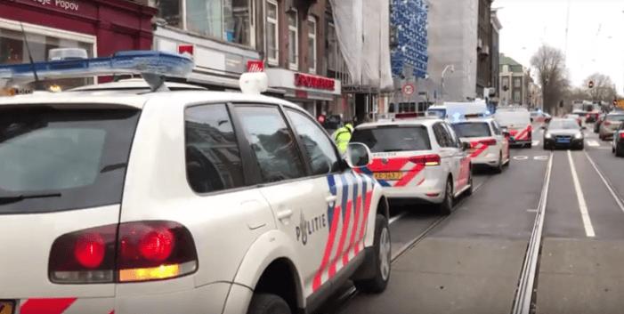 Zwaargewonde bij steekpartij op Amsterdamse markt (UPDATE)