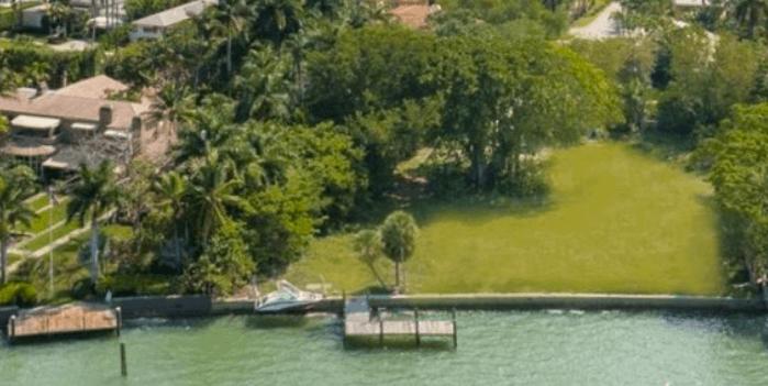 Nu te koop: Pablo Escobar's uitzicht in Miami (VIDEO)