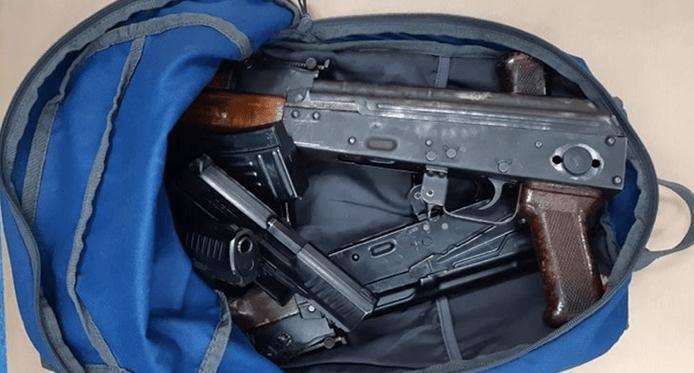 Belgische politie doet grote wapenvondst