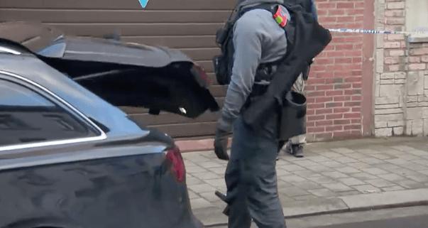 Granaataanslagen in Antwerpen