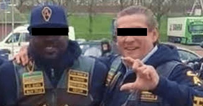 'Caloh Wagoh wilde George van Dijk in de bajes ombrengen'