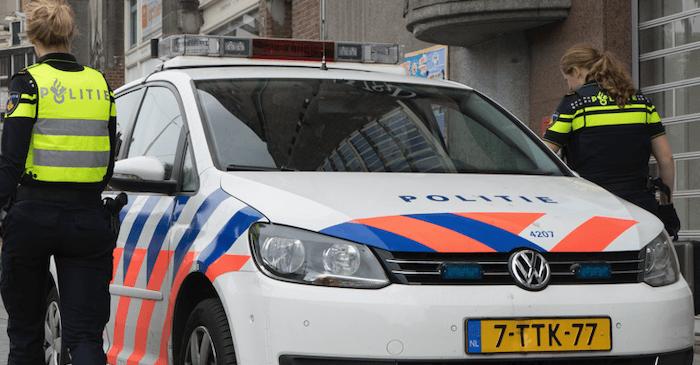 Flinke schietpartij in Rotterdam
