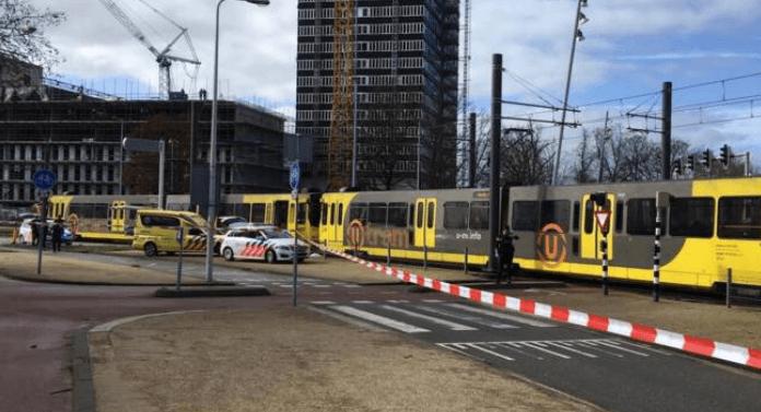3 doden en 5 gewonden bij aanslag in Utrecht (UPDATE1)
