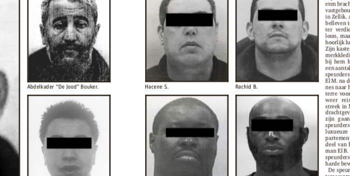 12 jaar cel voor Antwerpse ontvoeringen