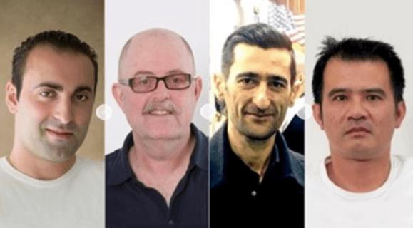 Verdachten viervoudige moord Enschede op vrije voeten (UPDATE2)