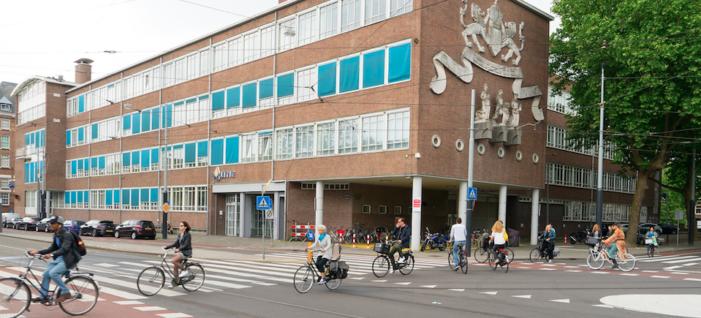 Verdachte aangehouden voor Amsterdamse moordaanslag