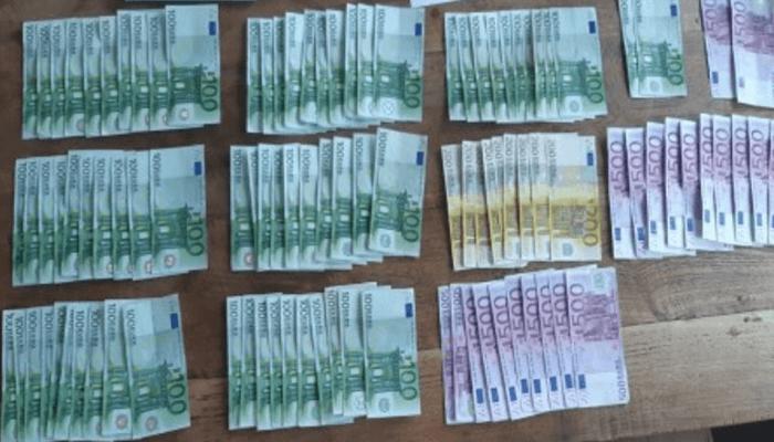 Albanezen aangehouden in Amsterdam voor drugshandel (VIDEO)