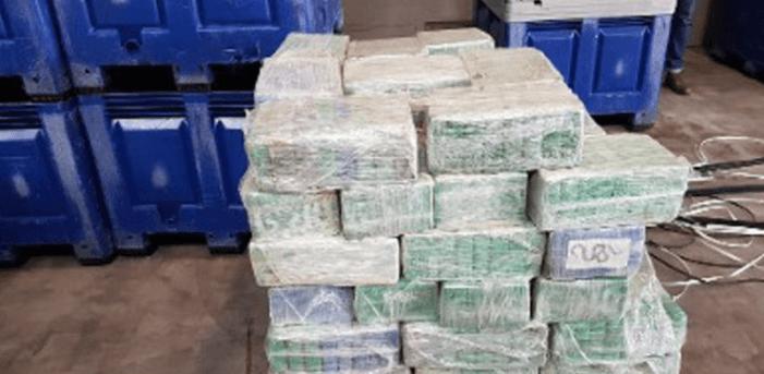 Colombiaan krijgt 4,5 cel in zaak van 5,1 ton cocaïne