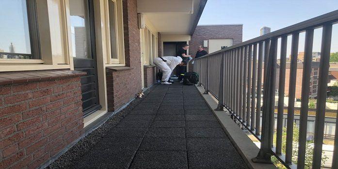 Dode vrouw in woning Eindhoven