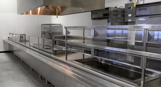 'Zelf koken houdt gedetineerden op rechte pad'