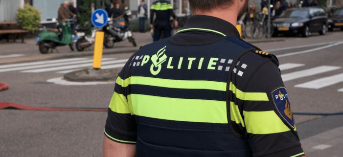 Teamchef politie beschuldigd van seksuele intimidatie