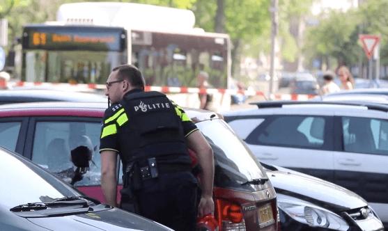 3 aanhoudingen na schietpartij in Delft