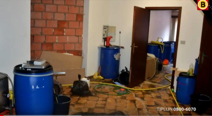'Appje over doden in drugslab bewijs tegen schoonzoon Klaas Otto'
