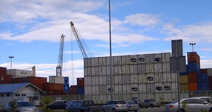 Suriname: 140 kilo cocaïne in haven Paramaribo