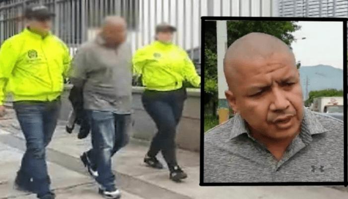 Net voor de gezichtsverandering gearresteerd