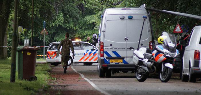 Rapport 'De achterkant van Amsterdam' afgebrand