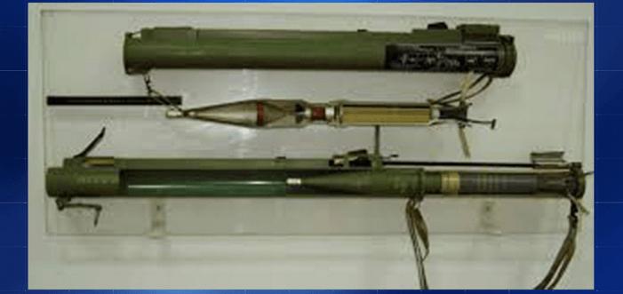 10.000 te weinig voor schieten met raketwerper