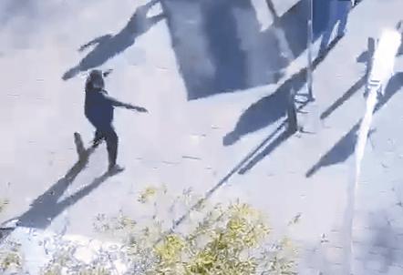 Video opgedoken van Haagse schietpartij