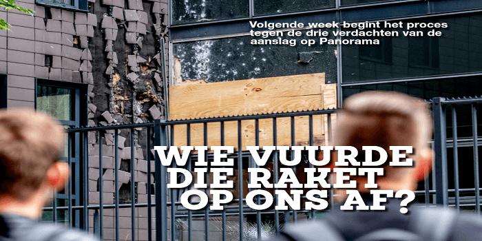 Lagere straf dan geëist voor Panorama-beschieting (UPDATE)