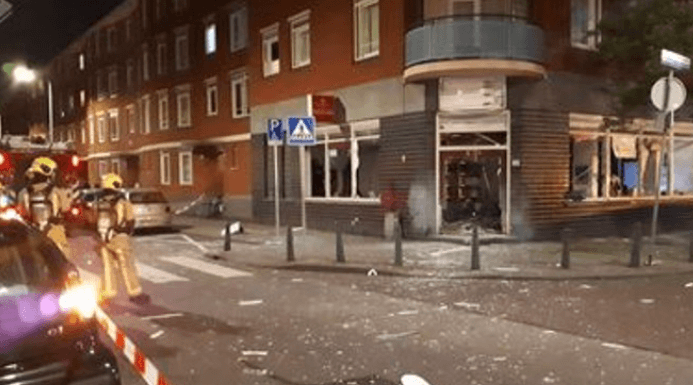 Reda N. ontkent verband Haagse aanslag (UPDATE)