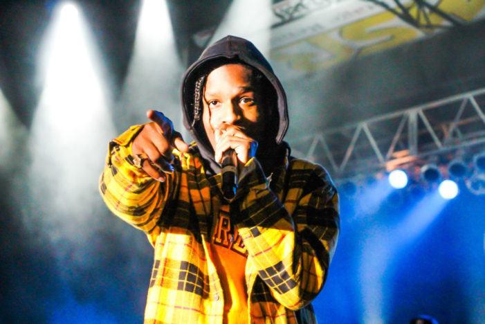 A$AP Rocky pleit 'onschuldig' in Zweden
