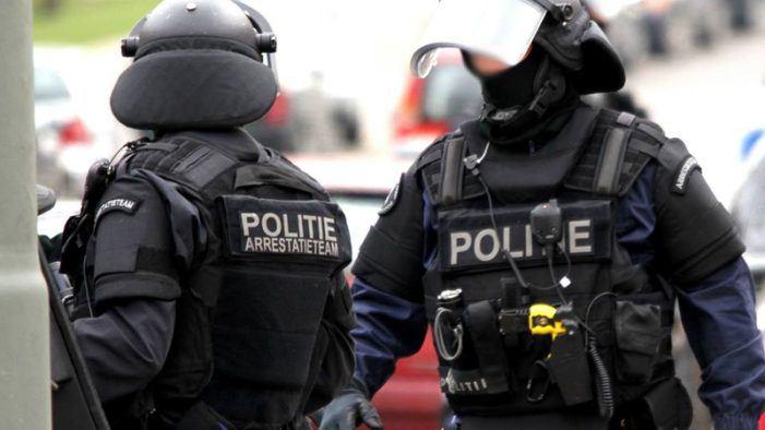 Tweetal in Gouda opgepakt voor beschieten man in auto