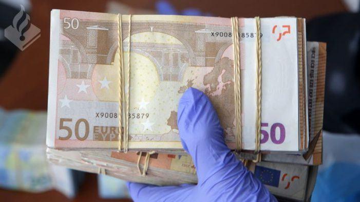2 miljoen cash gevonden bij invallen regio Den Haag