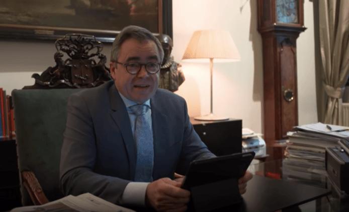 Minder beveiliging voor burgemeester Haarlem