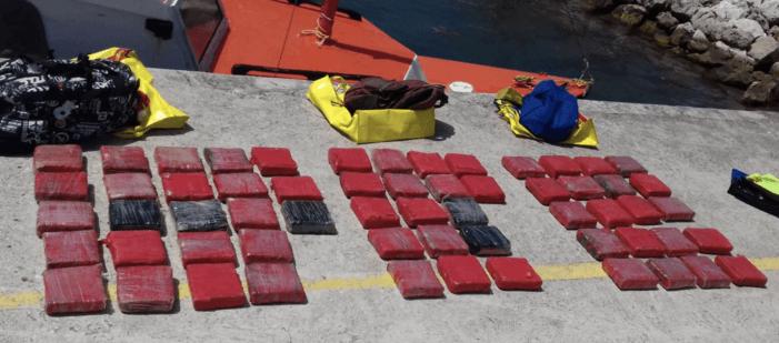 Vissersbootje op Curaçao had 60 kilo coke aan boord