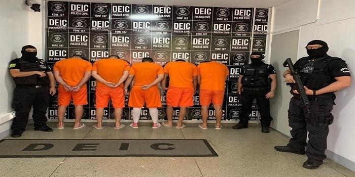 Nederlandse drugsbaas (40) opgepakt in Brazilië
