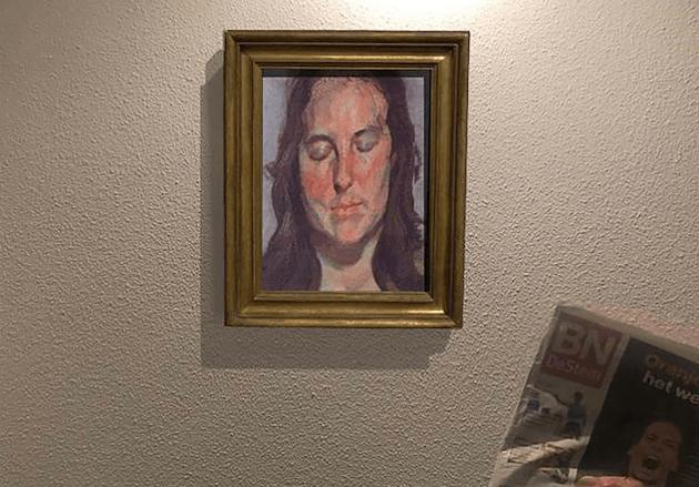 'Brabantse crimineel heeft verloren gewaand schilderij Kunsthal'